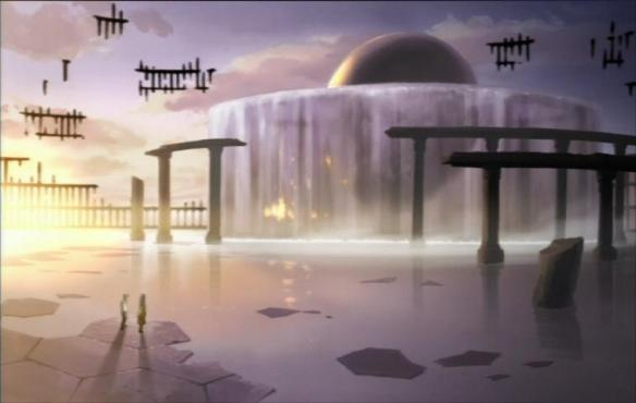 Temple Of Xephon - RahXephon