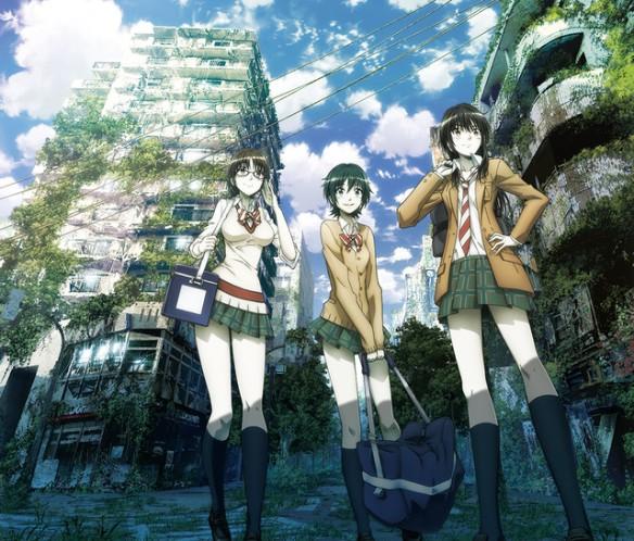 Fall 2013 Anime Leftovers - Thoughts #3   Ganbare Anime