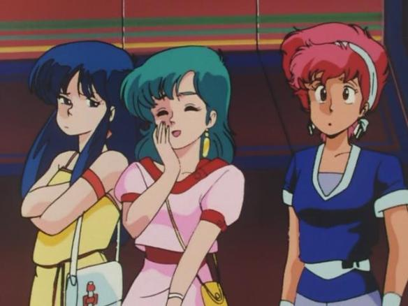 Dirty Pair TV3