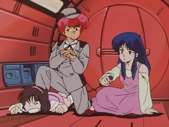 Dirty Pair TV4