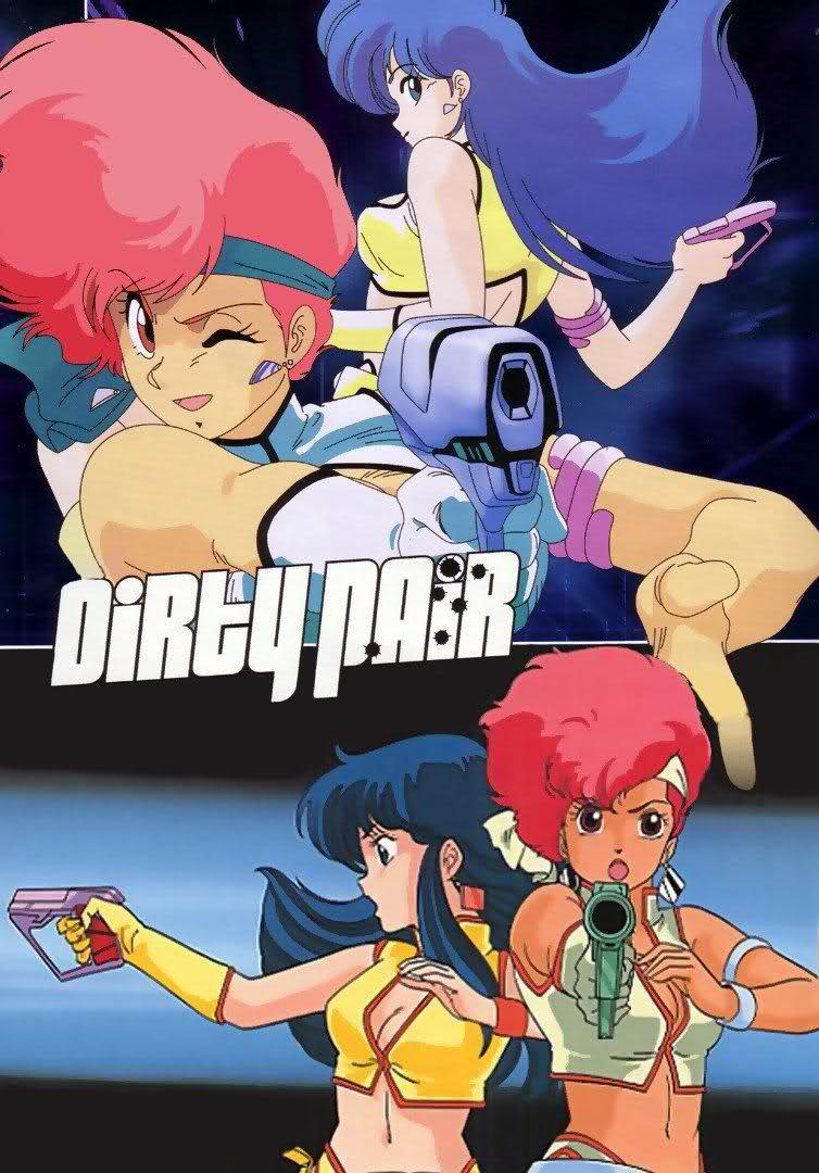 Dirty Pair Project Eden Ost Album MP3 Download