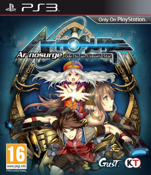 Ar nosurge cover