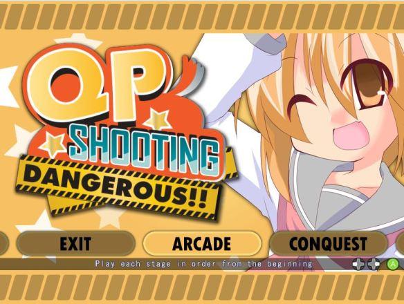 QP Shooting - Dangerous!! Title