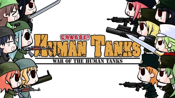 War of Human Tanks Logo