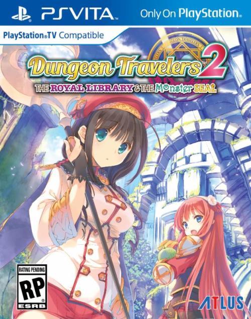 Dungeon Travelers 2 Box